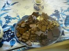 Eat. Chocolate.